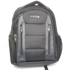 Kenneth Cole Reaction Backpack Laptop Bag Padded